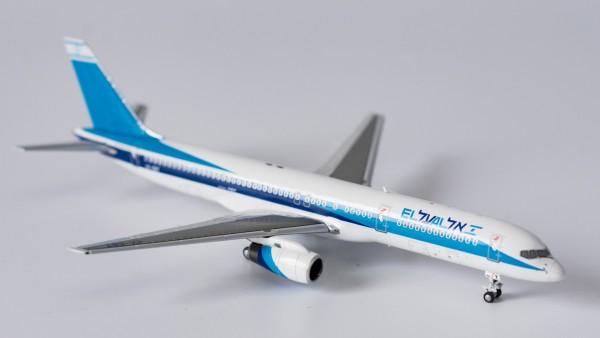 "Boeing 757-200 EL AL ""delivery livery"" 4X-EBT Scale 1/400"