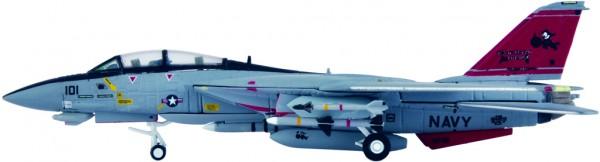 "Grumman F-14D Tomcat US Navy VF-31 ""Tomcatters"", CVW-14 CVN-74 Scale 1/200"