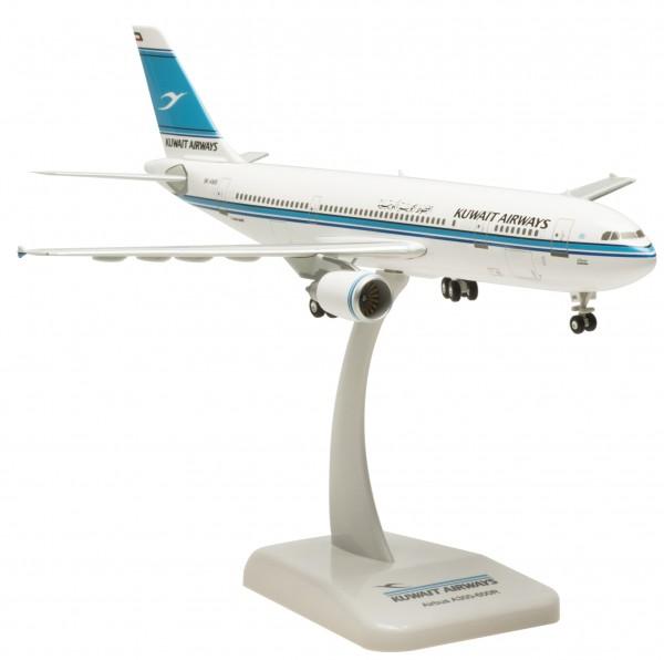 Airbus A300-600R Kuwait Airways 9K-AMB Scale 1:200