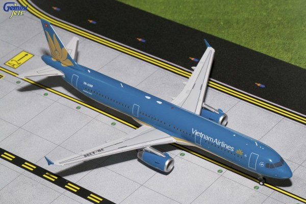 Airbus A321-200 Vietnam Airlines VN-A398 Scale 1/200