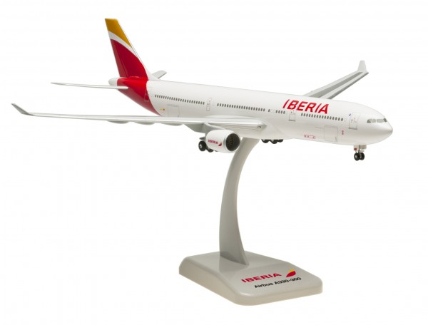 Airbus A330-300 Iberia new livery 2013 Scale 1:200