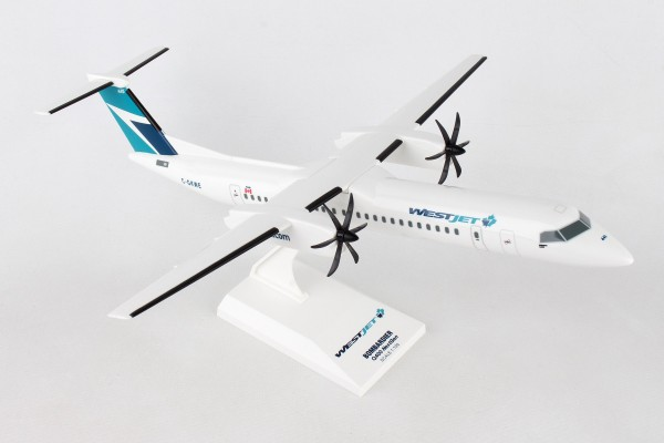 Bombardier DHC-8-400 Westjet Airlines New Leaf Livery Scale 1/100