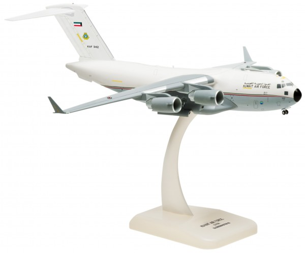 Boeing C-17A Globemaster III Kuwait Air Force Scale 1/200