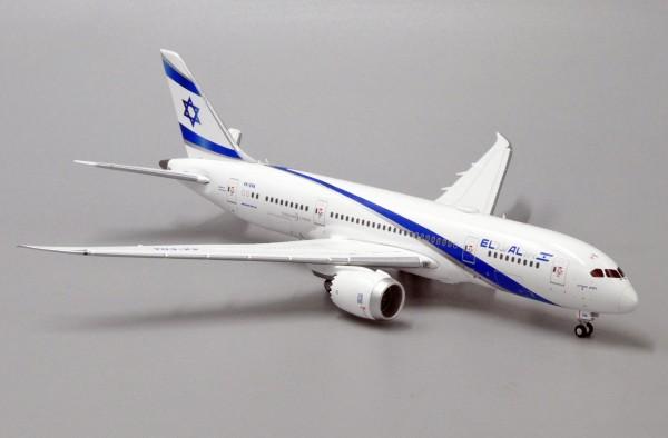 Boeing 787-8 El Al Israel Airlines 4X-ERA Scale 1/400