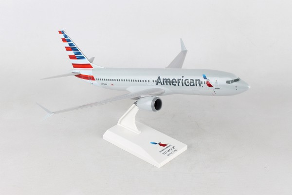 Boeing 737-MAX8 American Airlines WIFI Radome Scale 1/130