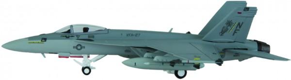 "McDonnell Douglas F/A-18F Hornet US Navy VFA-27 ""Royal Maces"", CVW-5 Scale 1/200"
