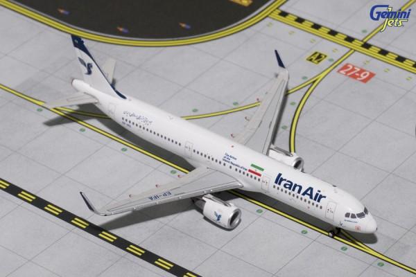 Airbus A321-200S Iran Air EP-IFA Scale 1/400