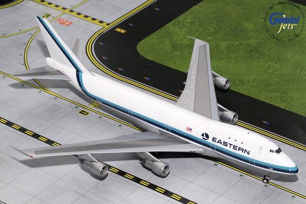 Boeing 747-100 Eastern Air Lines N735PA Scale 1/200