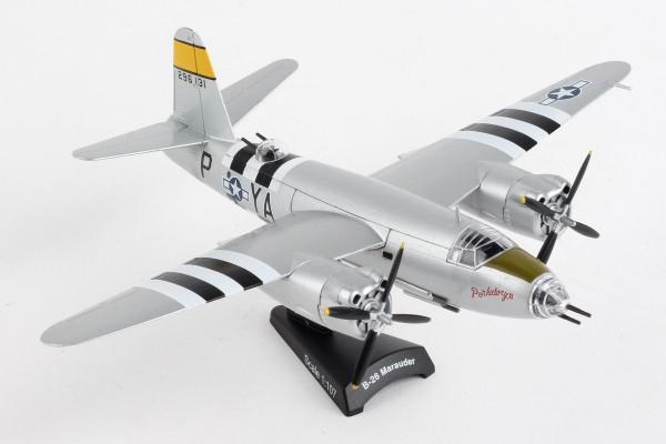 POSTAGE STAMP Martin B-26 Marauder PERKATORY II Scale 1/107