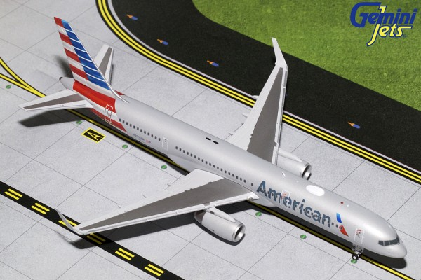 Boeing 757-200 American Airlines Scale 1/200