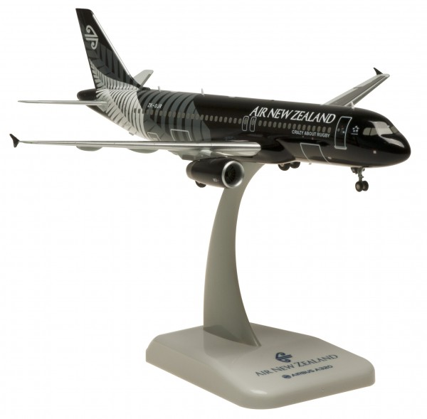Airbus A320 Air New Zealand (die cast) Scale 1:200