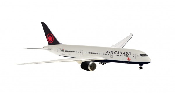 Boeing 787-9 Air Canada Ground Configuration Scale 1:200