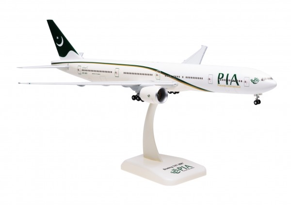 Boeing 777-300ER Pakistan International Airlines (PIA) N.L. Scale 1:200