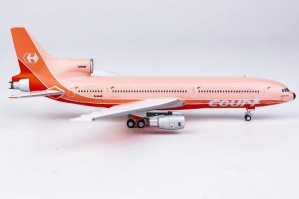 "Lockheed L-1011-100 TriStar Court Line ""pink"" G-BAAB Scale 1/400"