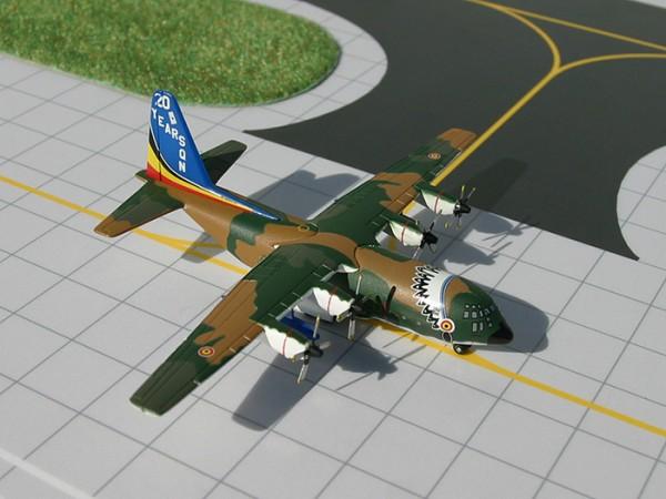 Lockheed C-130 Belgian Air Force Scale 1/400