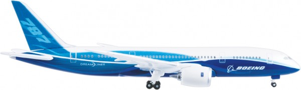 Boeing 787-8 House Color Ground Configuration Scale 1:500