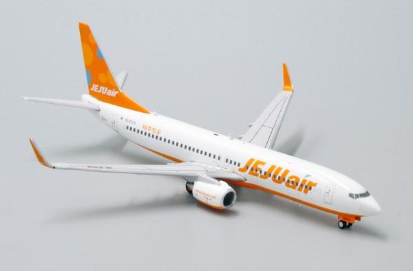 Boeing 737-800 Jeju Air HL8318 Scale 1/400