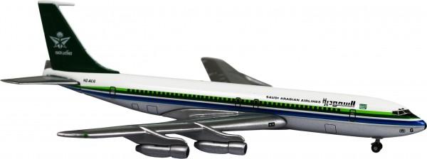 Boeing 707 Saudi Arabian Airlines Scale 1/400