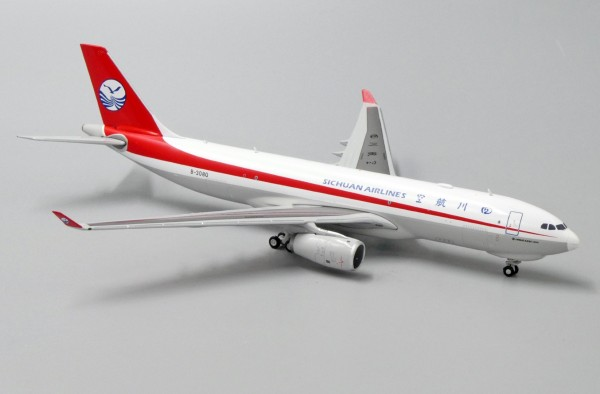 Airbus A330-200F Sichuan Airlines B-308Q Scale 1/400