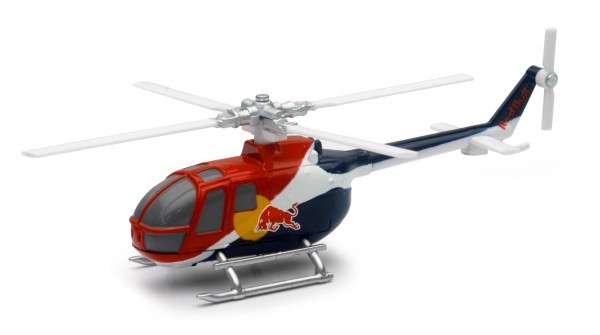 Helicopter BO-105C Red Bull 1/90