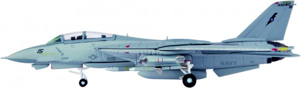 Grumman F-14A Tomcat US Navy Naval Strike & Air Warfare Center NAS Fallon Scale 1/200