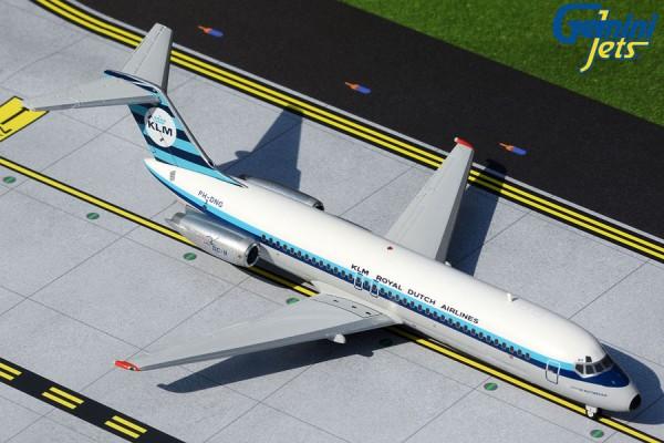 "McDonnell Douglas DC-9-30 KLM ""1961 livery"" Scale 1/200"