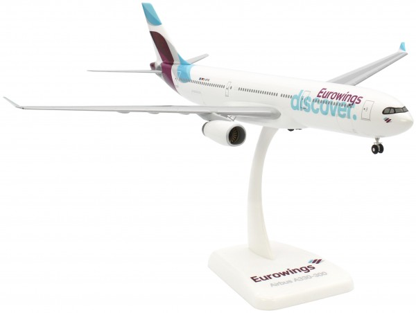 Airbus A330-300 Eurowings Discover D-AFYQ Scale 1:200