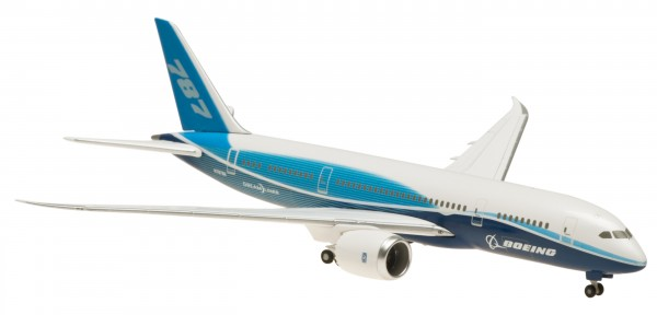 Boeing 787-8 House Colour Scale 1:400