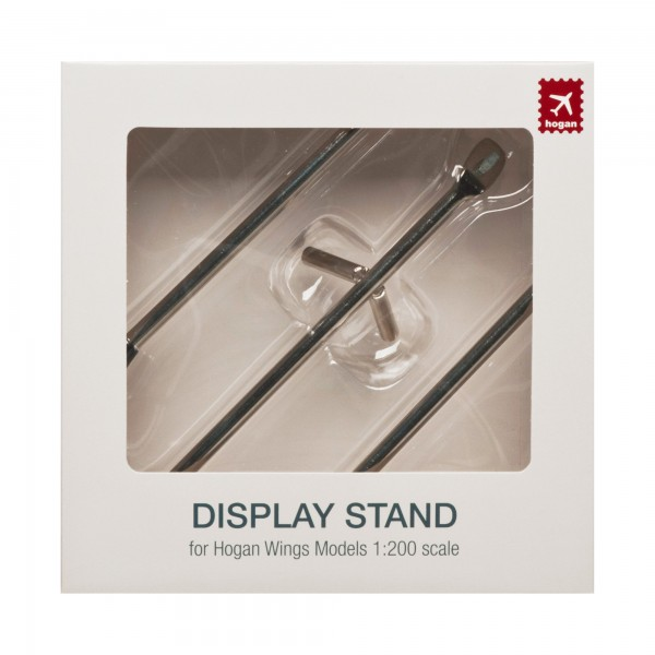 Display Stand: Tripod (Large) for Hogan Wings Models Scale 1/200