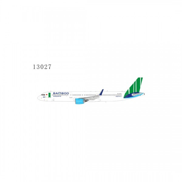 Airbus A321neo Bamboo Airways VN-A589 Scale 1/400