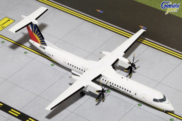 Bombardier Dash 8Q-400 Philippine Airlines Scale 1/200