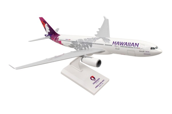 Airbus A330-200 Hawaiian Airlines Scale 1/200