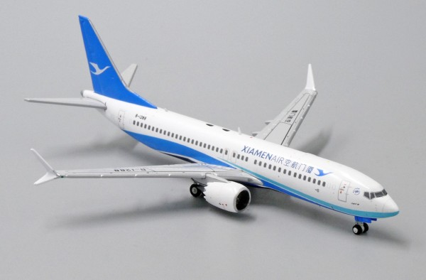 Boeing 737-MAX8 Xiamen Airlines B-1288 Scale 1/400