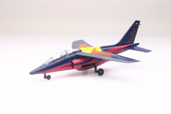 Alpha Jet Red Bull Scale 1/40