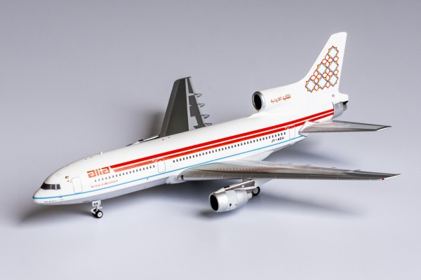 "Lockheed L-1011-500 TriStar Alia-Royal Jordanian Airlines ""early 1980s"" JY-AGA Scale 1/400"