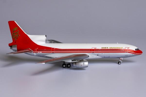 "Lockheed L-1011-100 TriStar Dragonair ""early 1990's livery"" VR-HOD Scale 1/400"