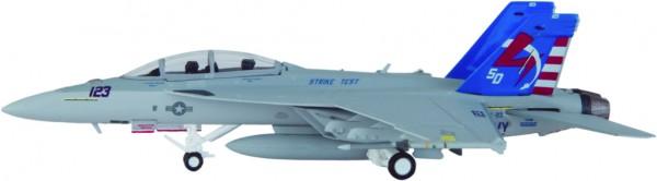 "McDonnell Douglas F/A-18F Hornet US Navy VX-23 ""Salty Dogs"" Scale 1/200"