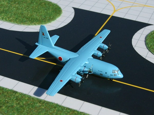 Lockheed C-130 Japan Air Self Defense Force (JASDF) Scale 1/400