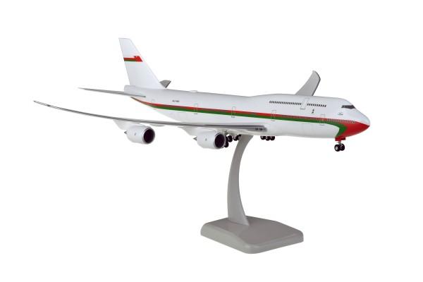 Boeing 747-8 Royal Flight of Oman A4O-HMS Scale 1:200