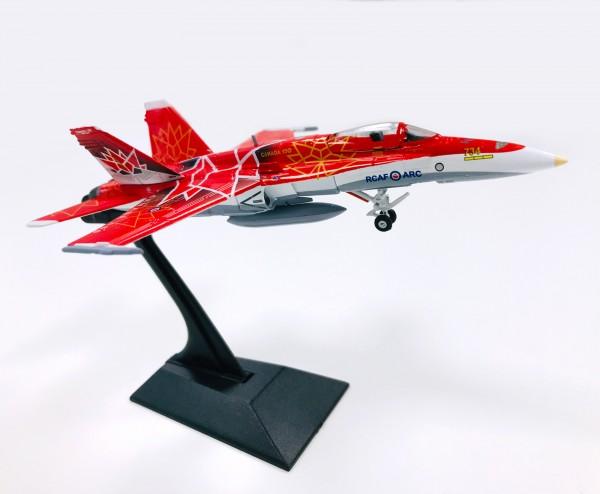 McDonnell Douglas CF-18 Hornet Royal Canadian Air Force Scale 1/144 +++