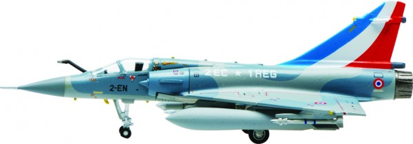 """Dassault Mirage 2000C French Air Force """"FRANCE FLAG"""" Scale 1/200"""