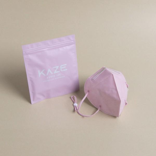 Atemschutzmaske Typ FFP2 NR Rose quartz/Rosenquartz