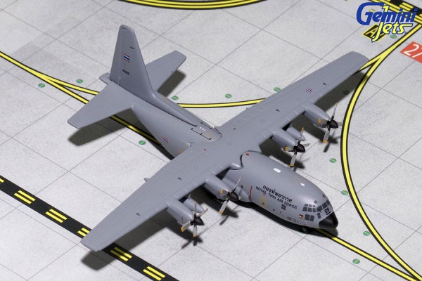 Lockheed C-130 Hercules Royal Thai Air Force Scale 1/400