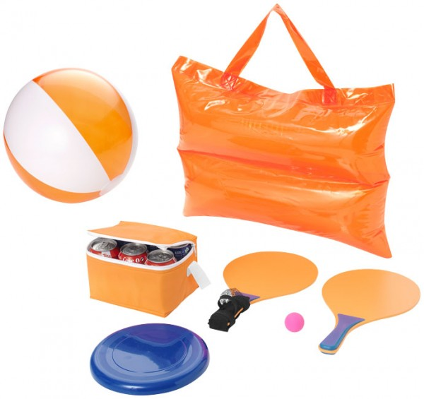 Railay Beach Set, orange