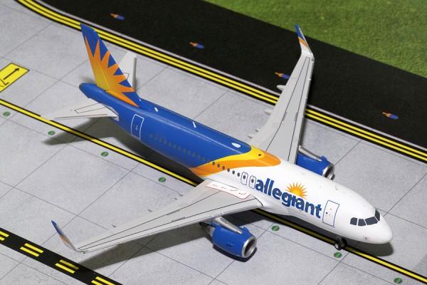 Airbus A319S Allegiant Air Scale 1/200