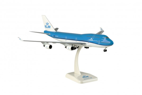 "Boeing 747-400 KLM ""City of Tokyo"" Scale 1:200"
