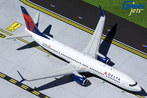 Boeing 737-900ER(S) Delta Air Lines N891DN Scale 1/200