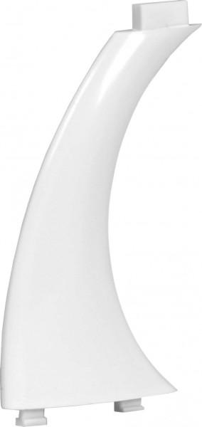 Ersatzteil Standfuß/Mittelstück Hogan Wings Scale 1/200 small white