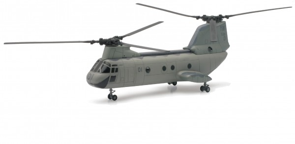 Boeing CH-64 Sea-Knight Marine Scale 1/55