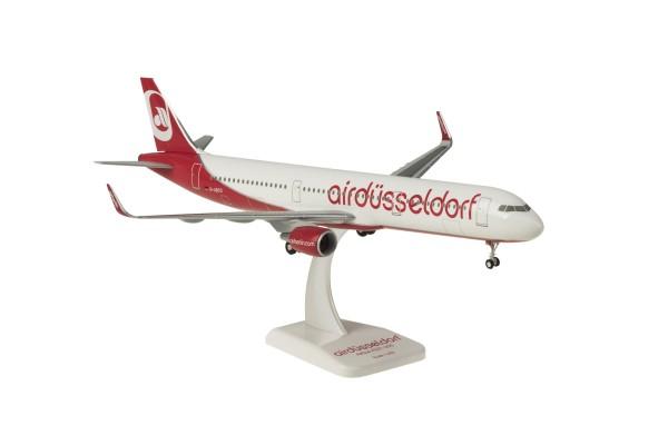 """Airbus A321 Air Berlin """"Air Düsseldorf"""" D-ABCO Scale 1:200"""